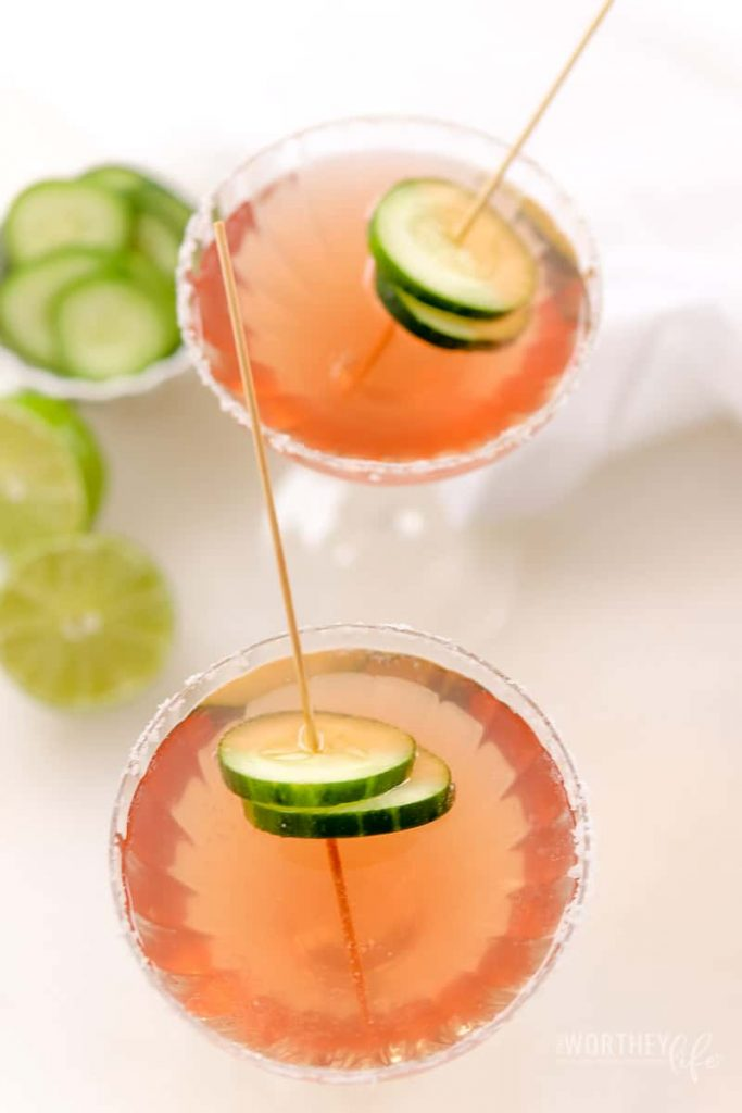 Easy Mocktail idea