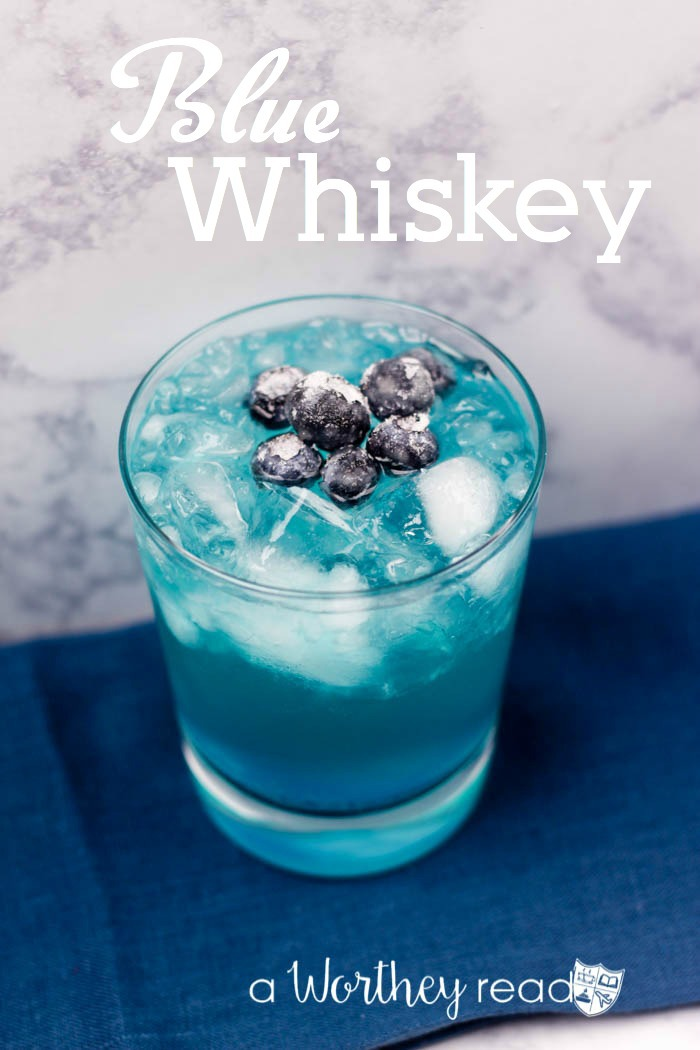 Blue Whiskey