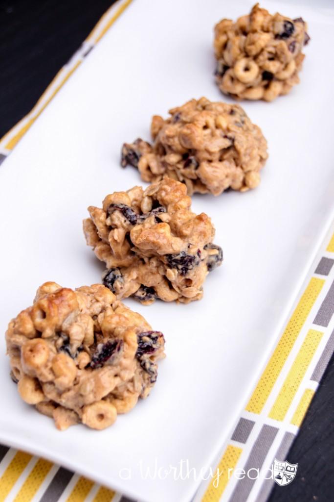 Cheerios Peanut Granola Clusters