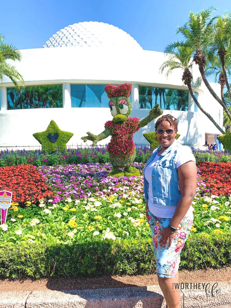 How long does the Flower and Garden Festival last at Epcot?