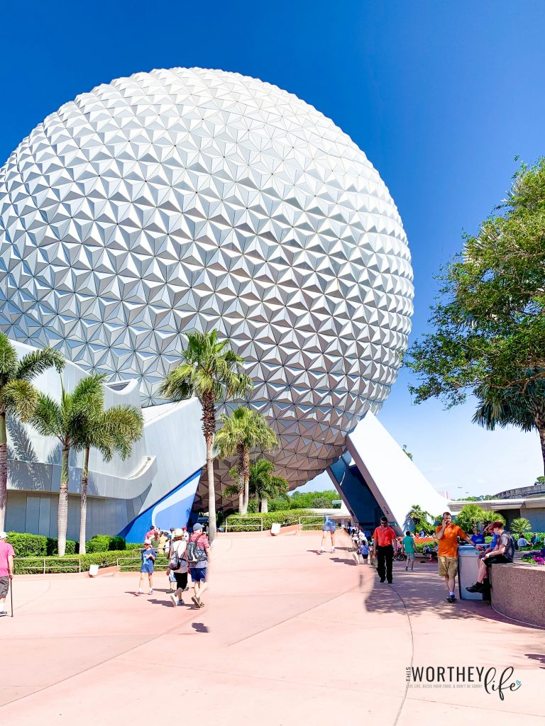Epcot is essentially two parks fused together, so there is a lot to try and do in one day. That's why you should have an Epcot bucket list to keep track.