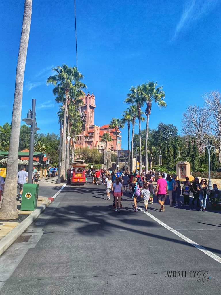 Best rides for teens at Hollywood Studios