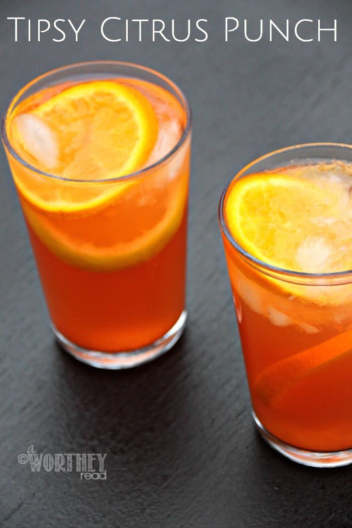 Tipsy Citrus Punch