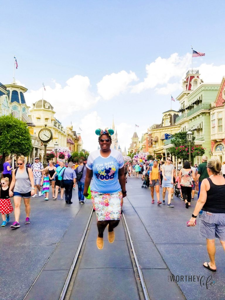 Things to do at Magic Kingdom