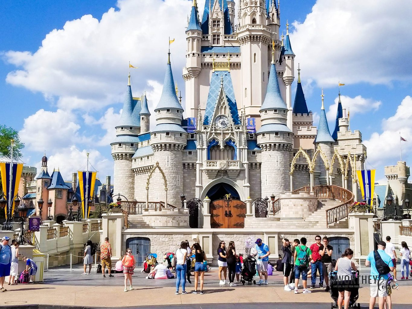 Things to do at Magic Kingdom without a fastpass