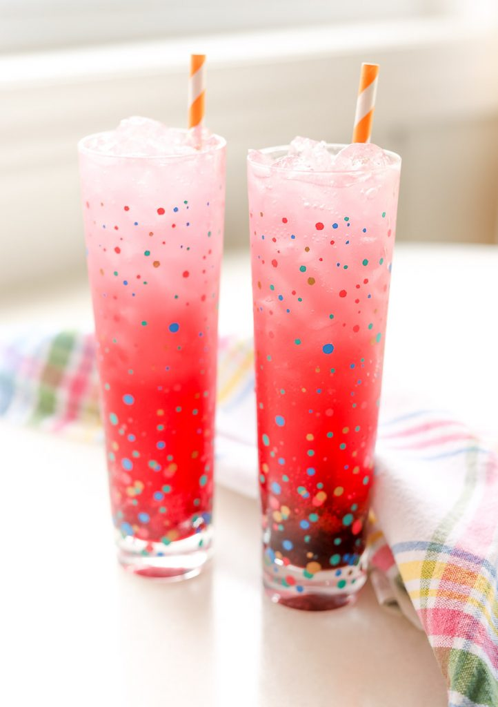 Mocktail ideas for baby showers