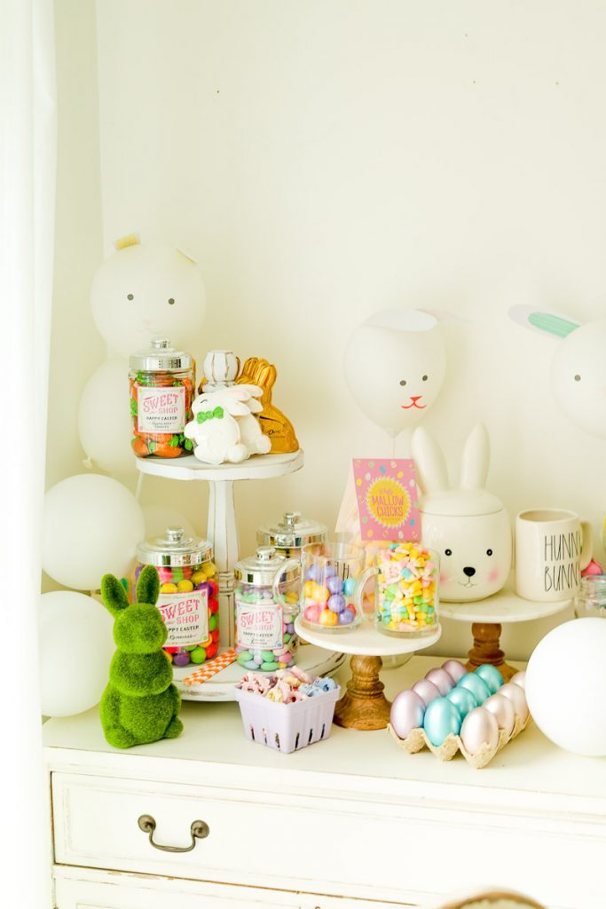 Easter Treat Bar Idea