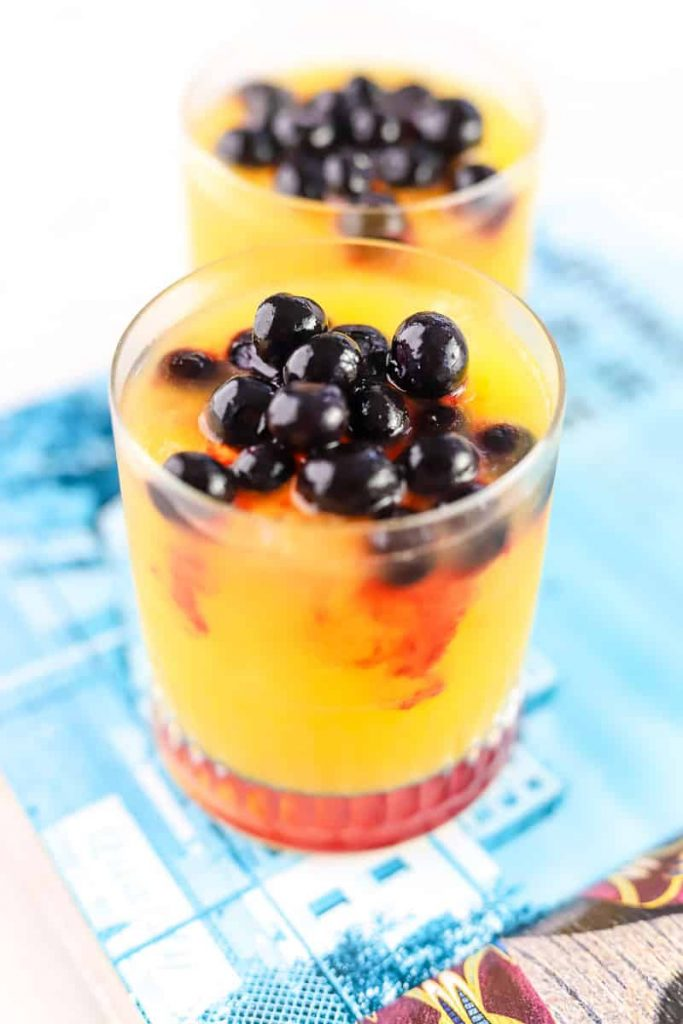 The Best Orange Juice Summer Drinks