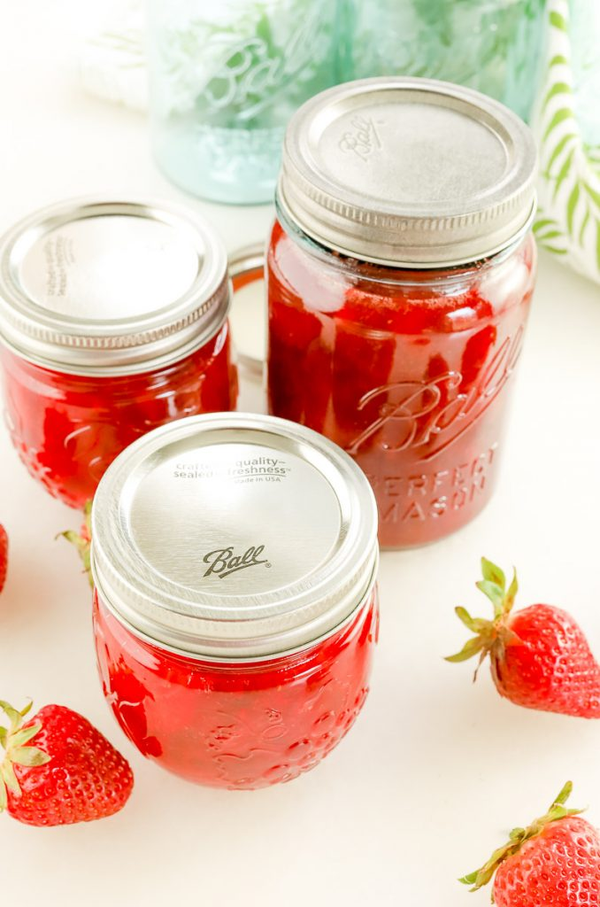 The Best High Quality Canning Jars
