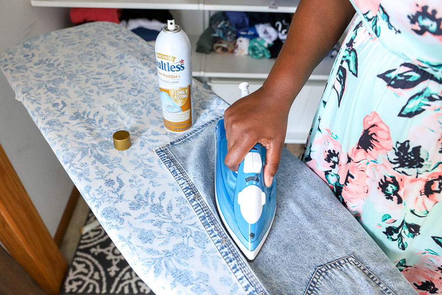 Tips on ironing your clothes