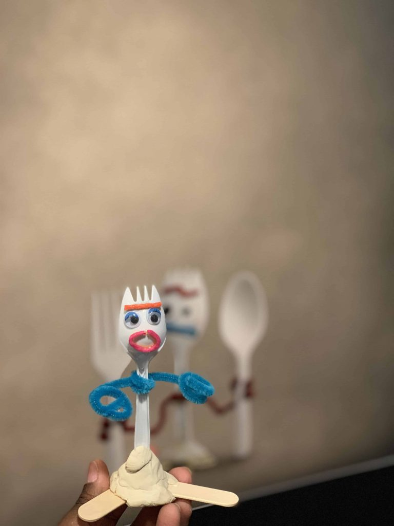 How to make a forky