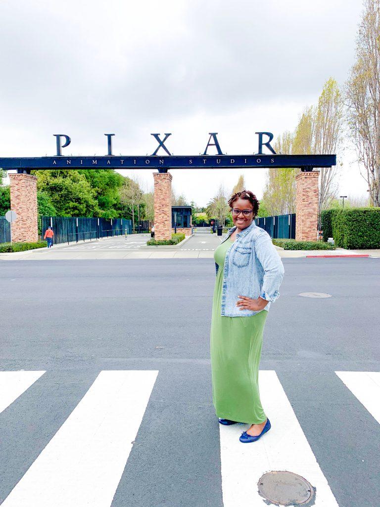 Pixar Tour