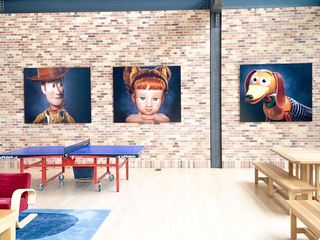 Pixar Tour/ Toy Story 4 Info
