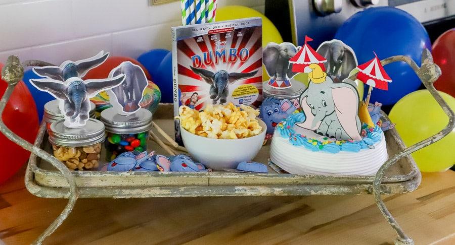 Dumbo movie release