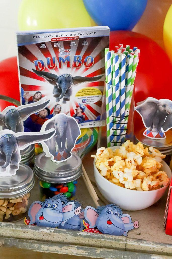 Dumbo Party ideas