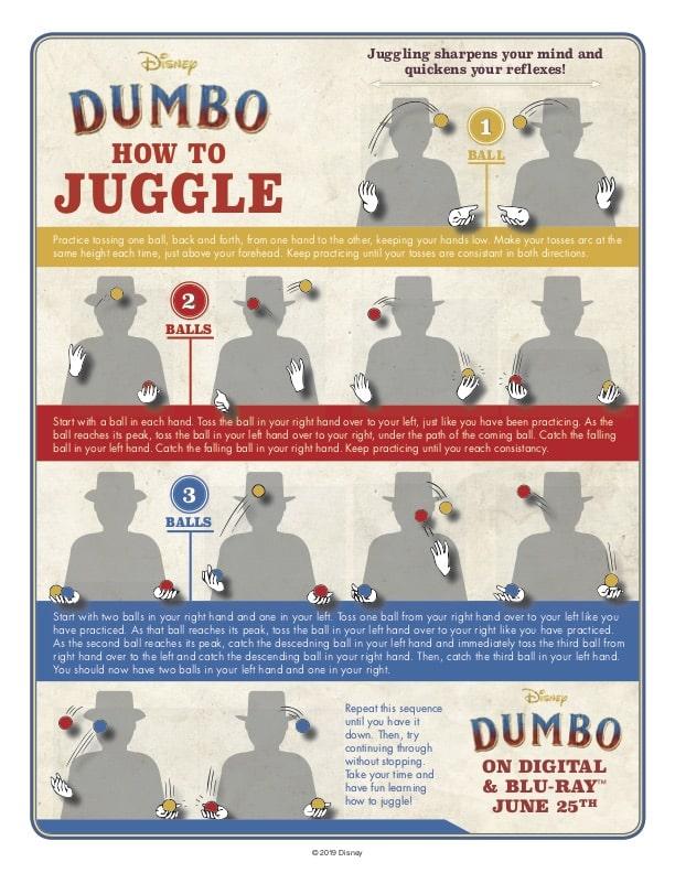 FREE Dumbo printables