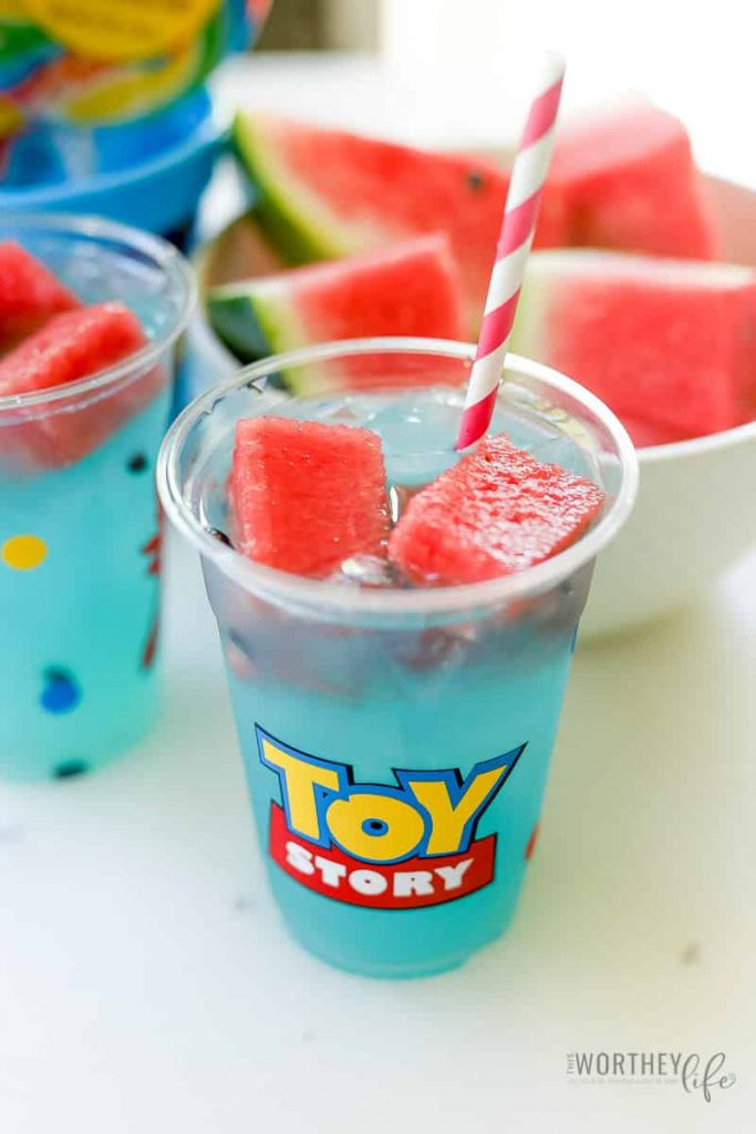 Toy Story Kid Drink ideas