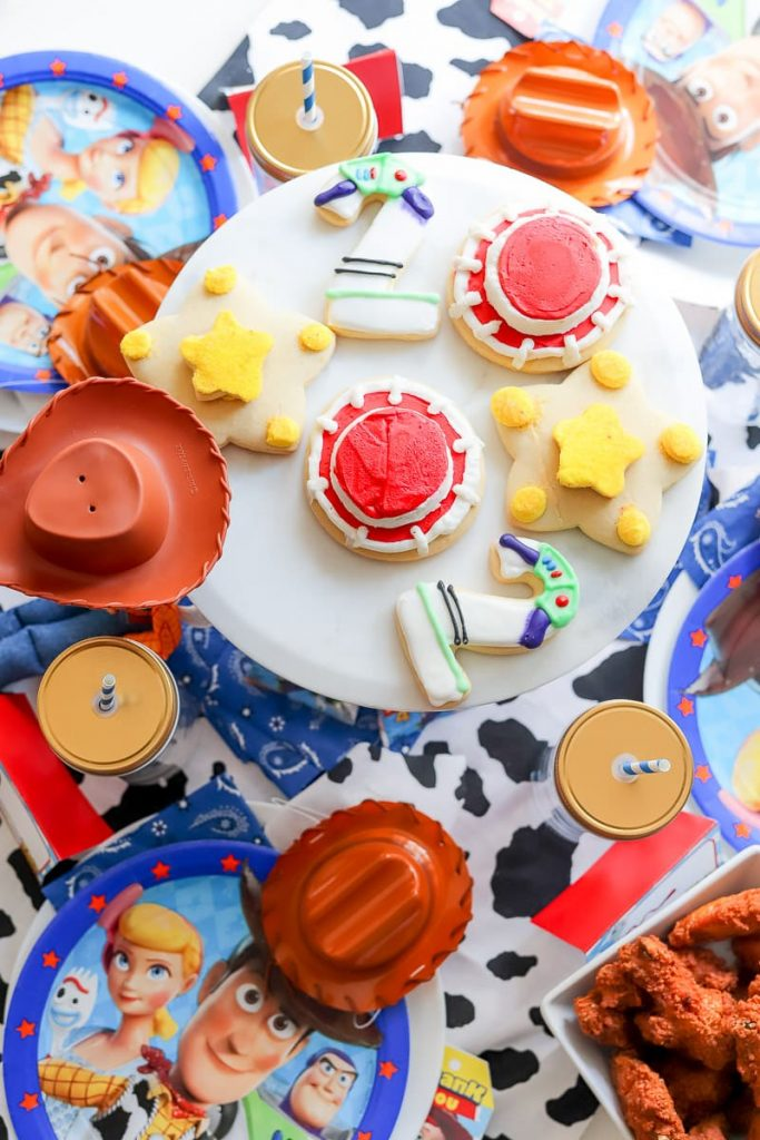How to plan a Toy Story party