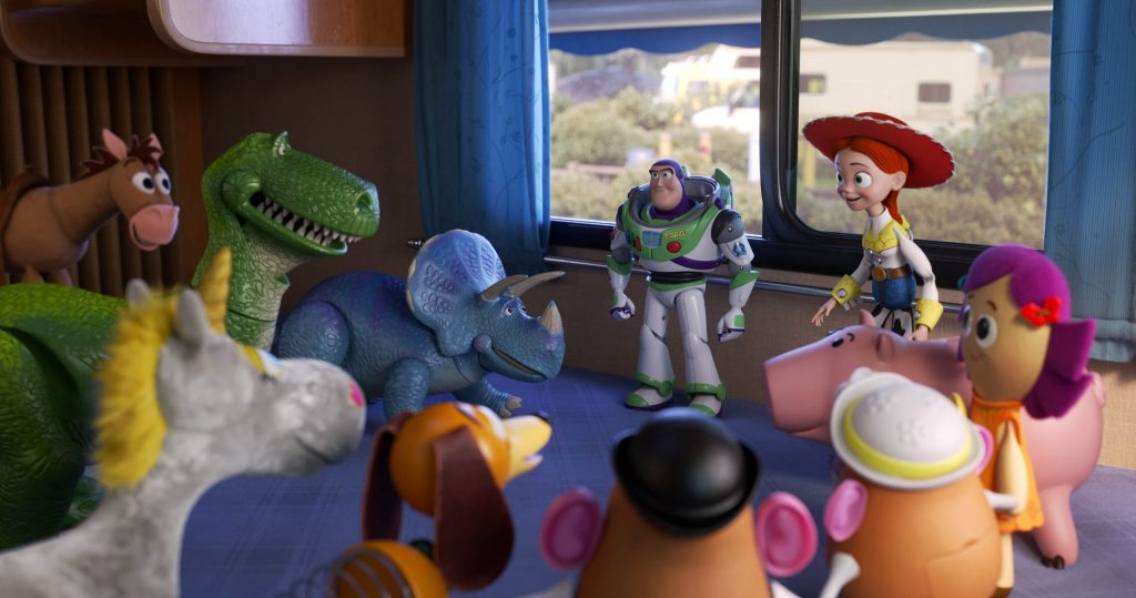 Insider tips about Toy Story 4