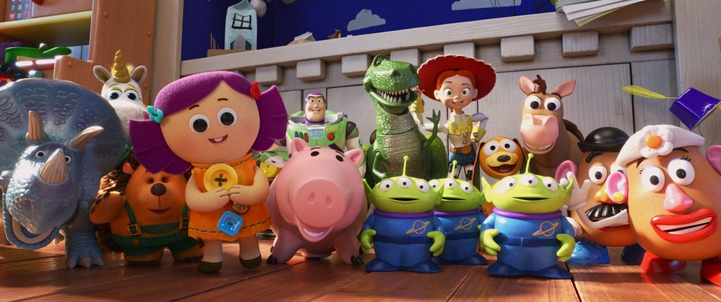 About Toy Story 4