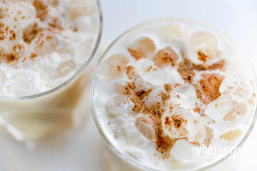 Iced Gingerbread Coffee recipe