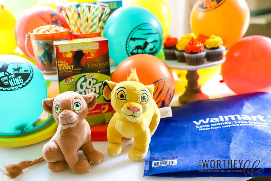 Lion King Themed Party ideas