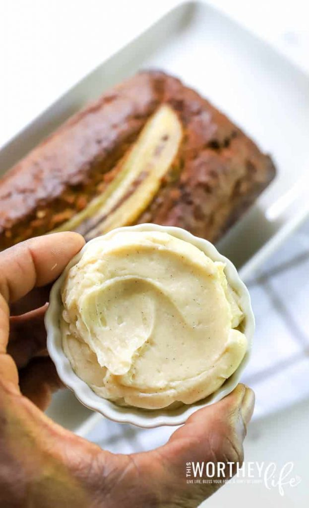 Spiced Maple + Cardamom Butter recipe | Great to pair with Banana Pumpkin Bread