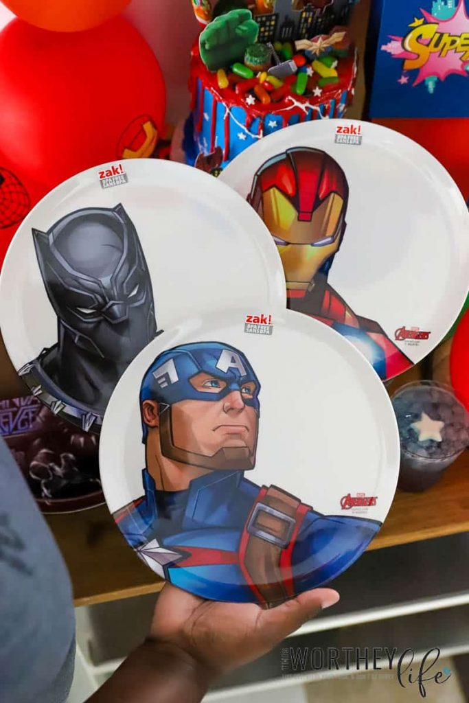 Where to find Avengers Party Supplies