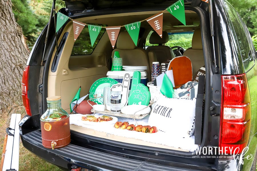 Tailgating Party Guide