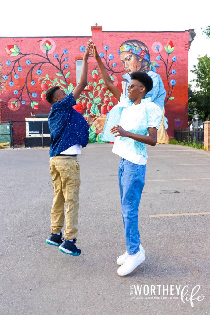 Raising Teen Boys