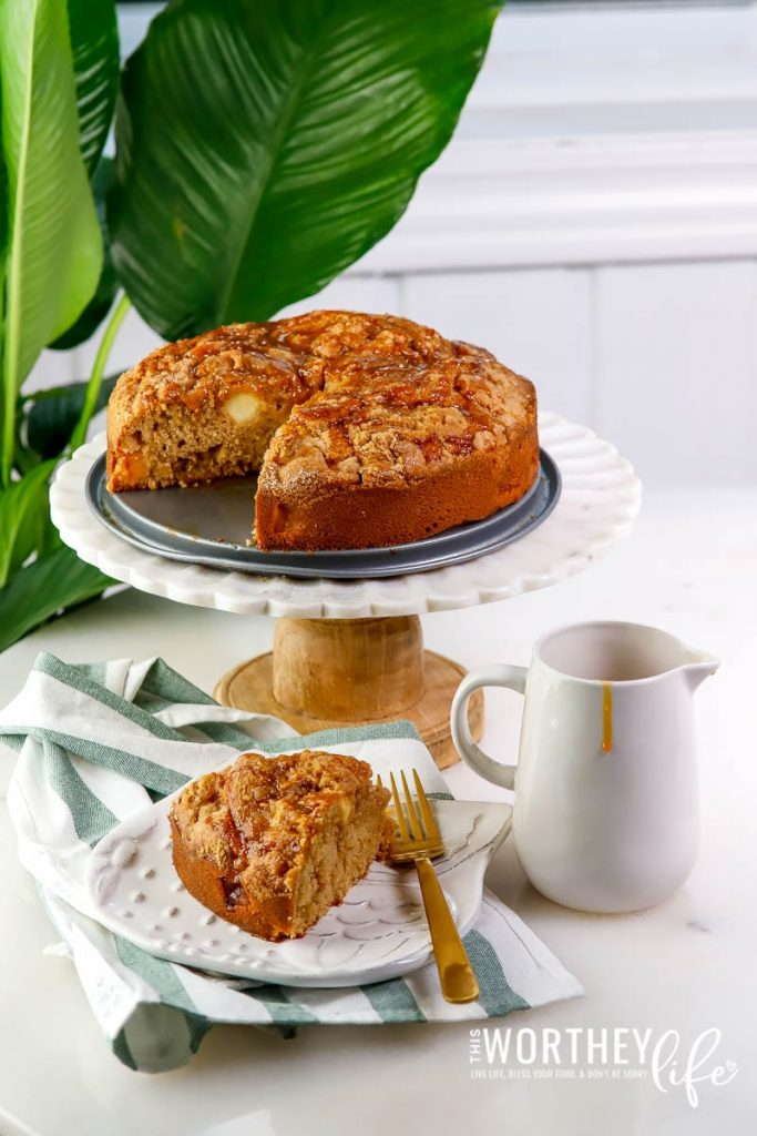 Easy recipe for coffee cake