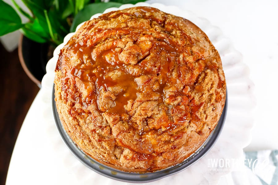 Easy Caramel Cake recipe
