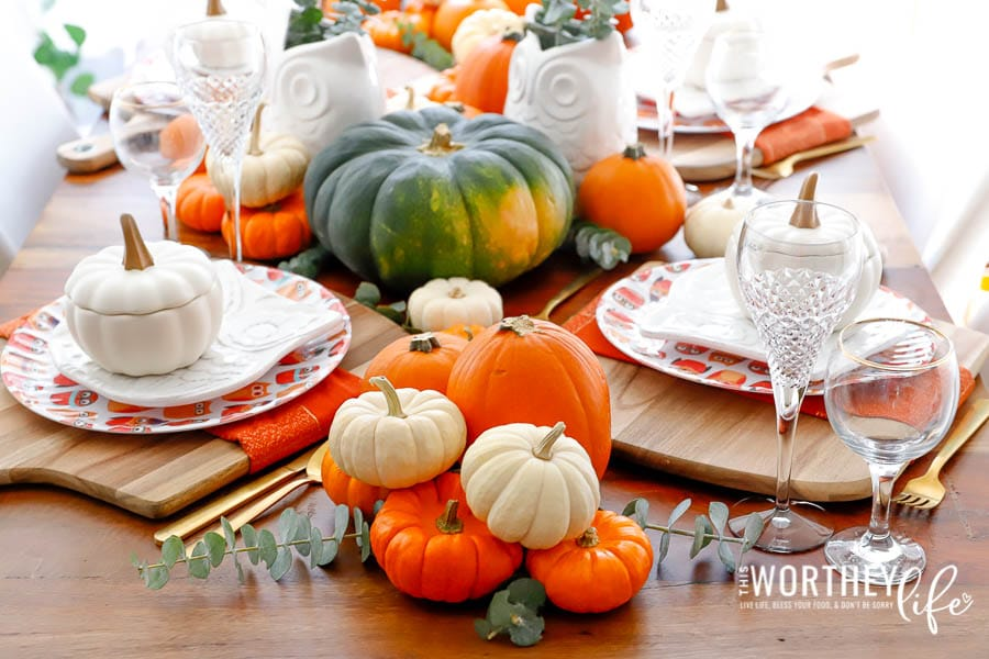 Best fall tablescape ideas