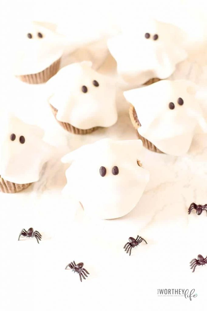 Easy Halloween Cupcake recipes using boxed cake