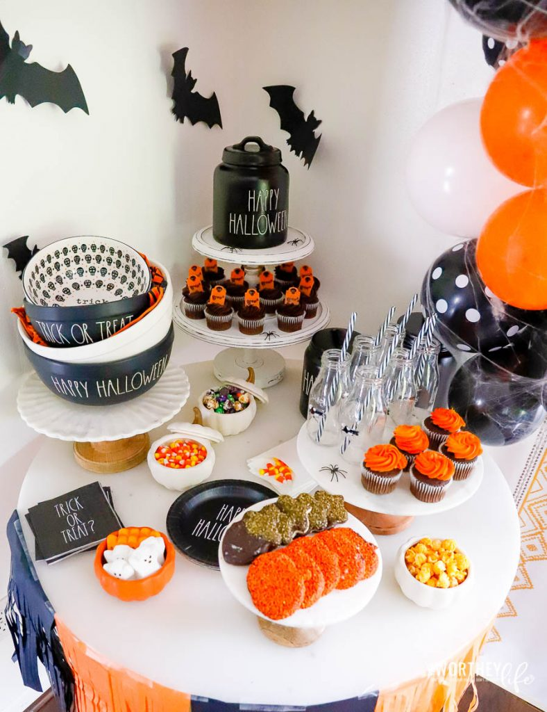 Party ideas for Halloween this year