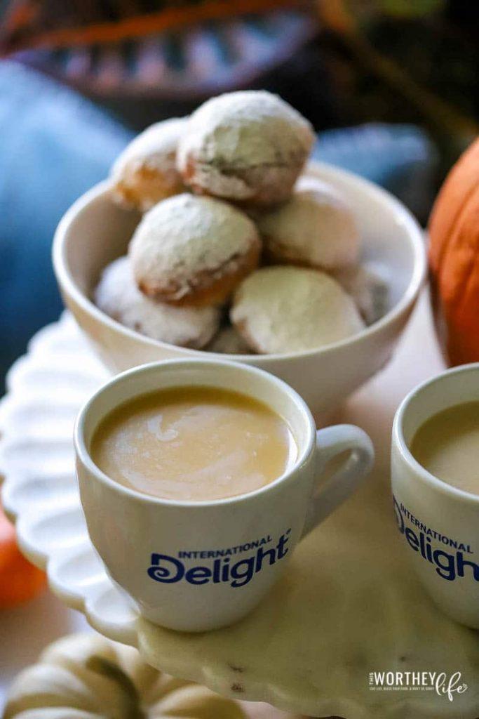 Coffee Break + Beignets