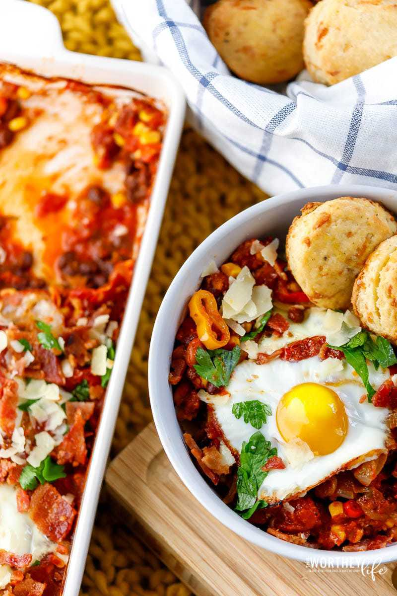 This classic Mexican recipe is one of the best egg-based recipes