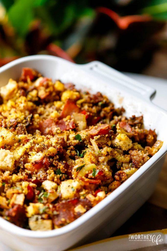 Easy cornbread dressing recipes