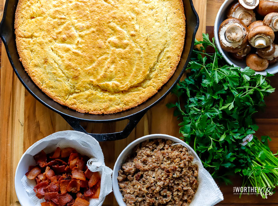 Make The Jiffy Mix Cornbread For Your Dressing