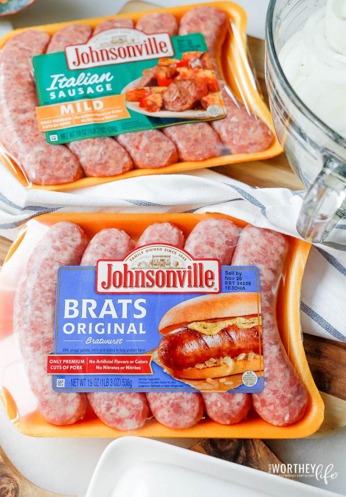 Johnsonville Tailgating contest