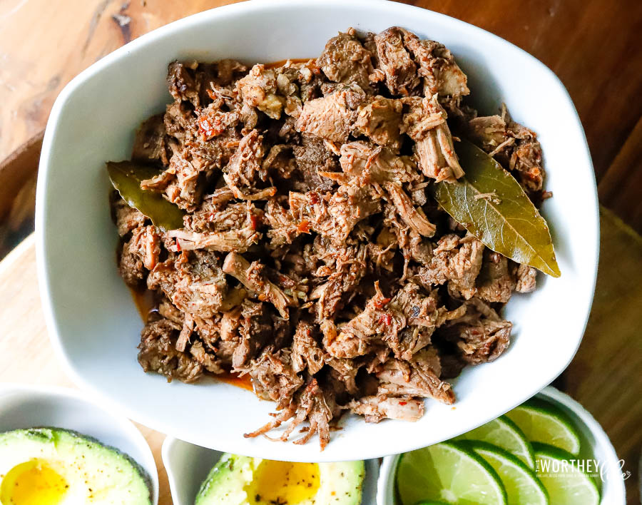 the best slow cooked barbacoa