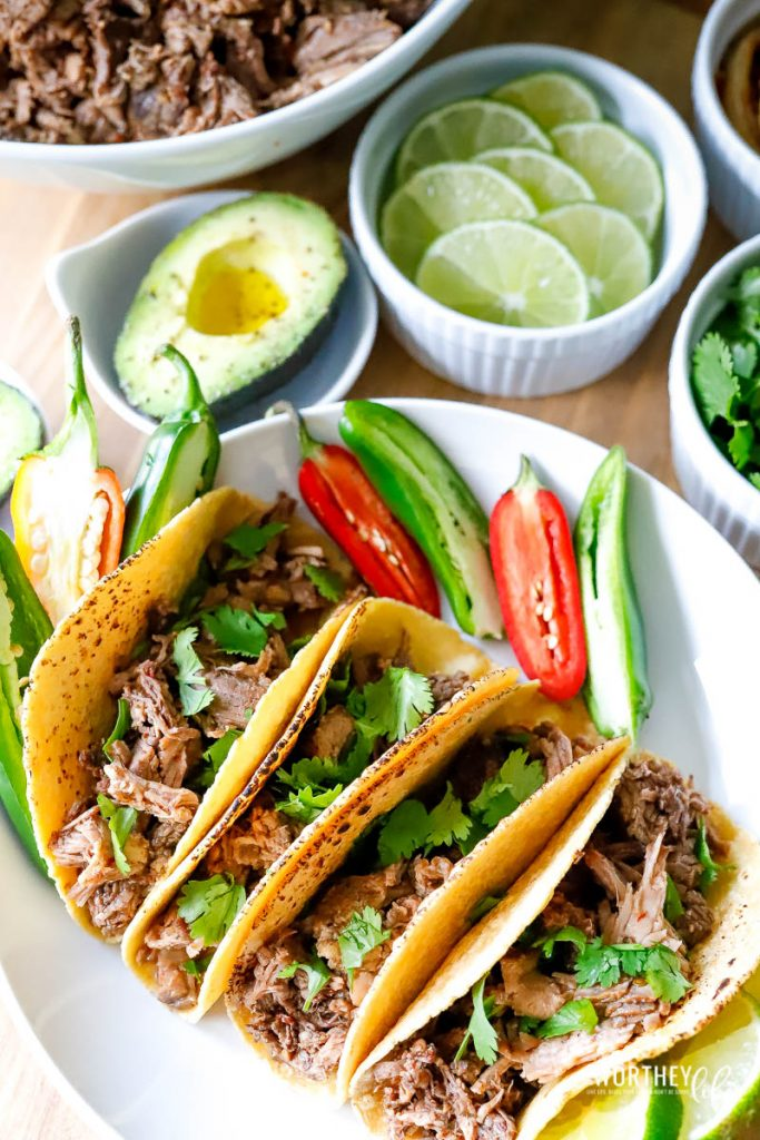 favorite Mexican foods