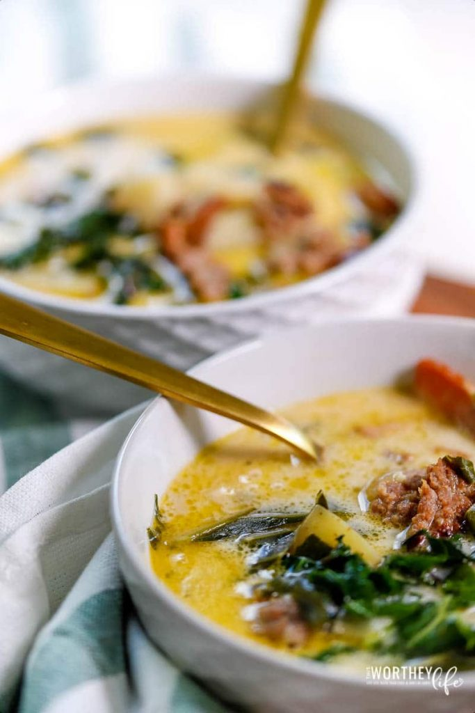 Instant Pot Zuppa Toscana Recipe