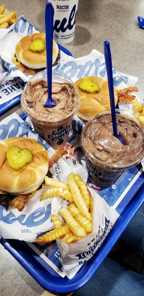 Why we love Culver's