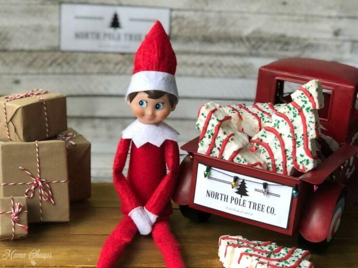 Elf Christmas Tree Farm + Printable Signs