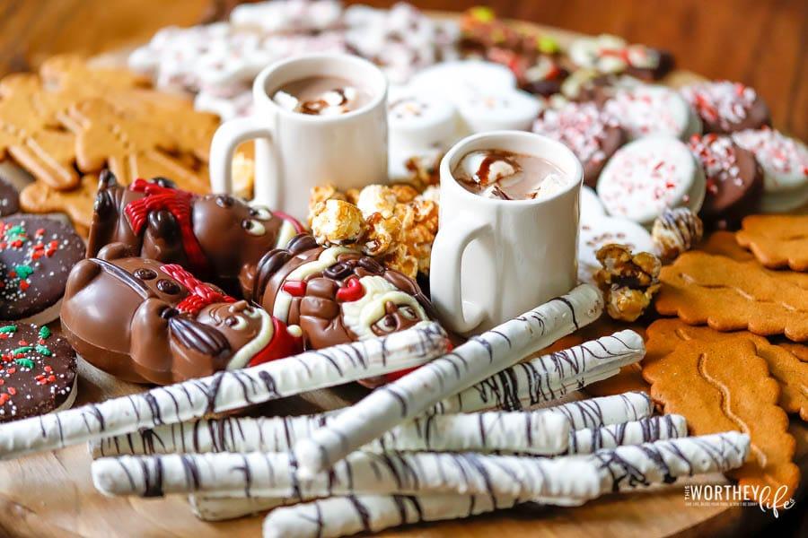 hot cocoa boards