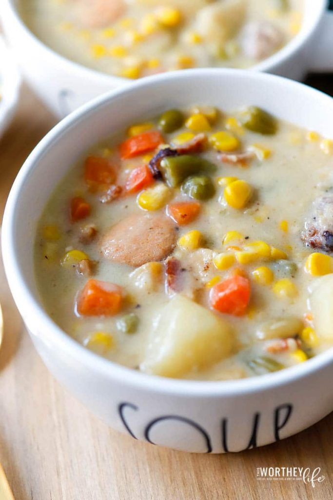 the best cold weather soups