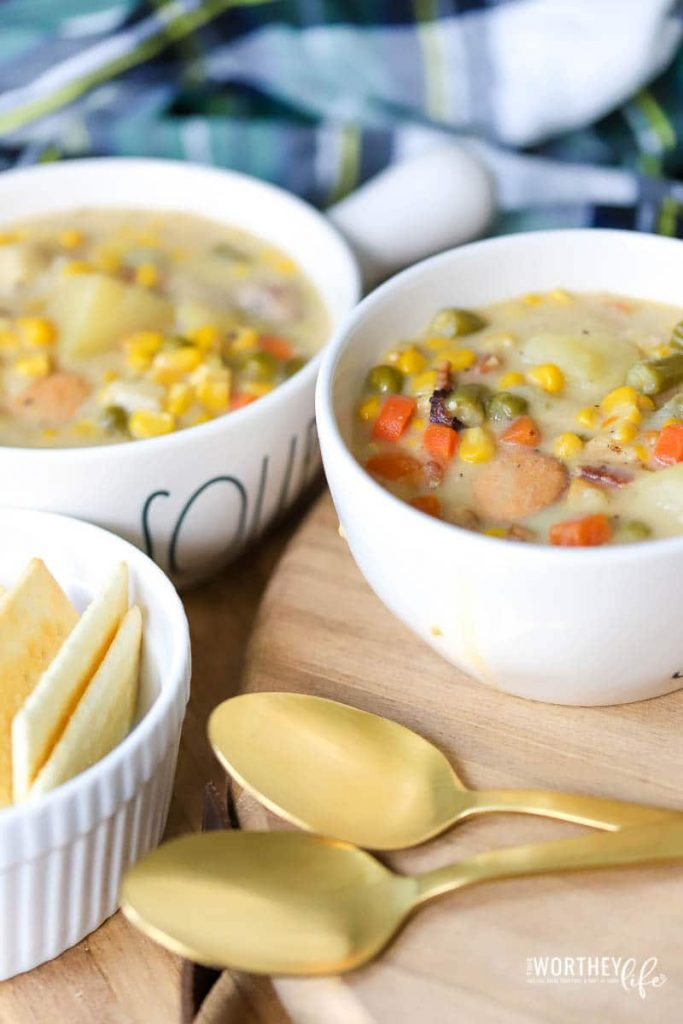 easy soups to make