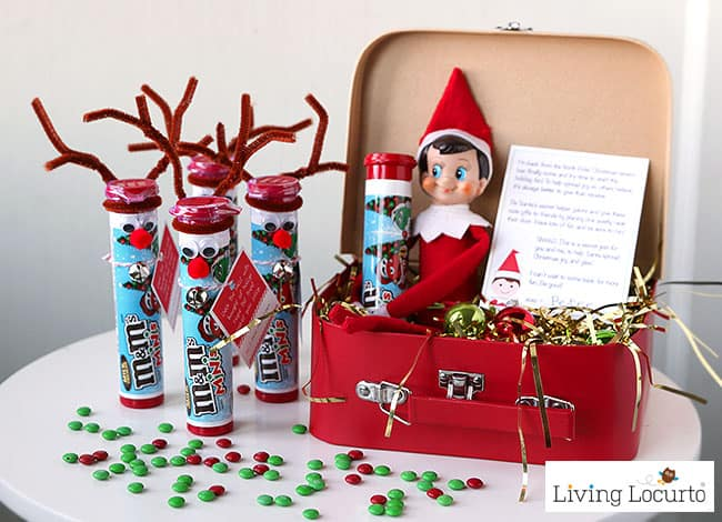 Elf on the Shelf: Random Acts of Kindness