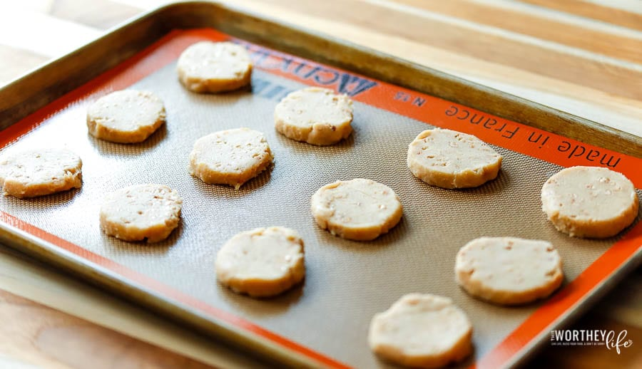 Popular butter cookies